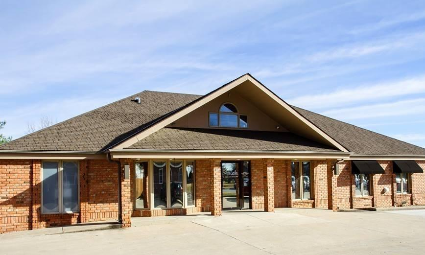 the front of our springfield mo dental office